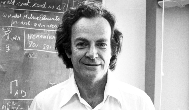 Richard (Dick) Phillips Feynman