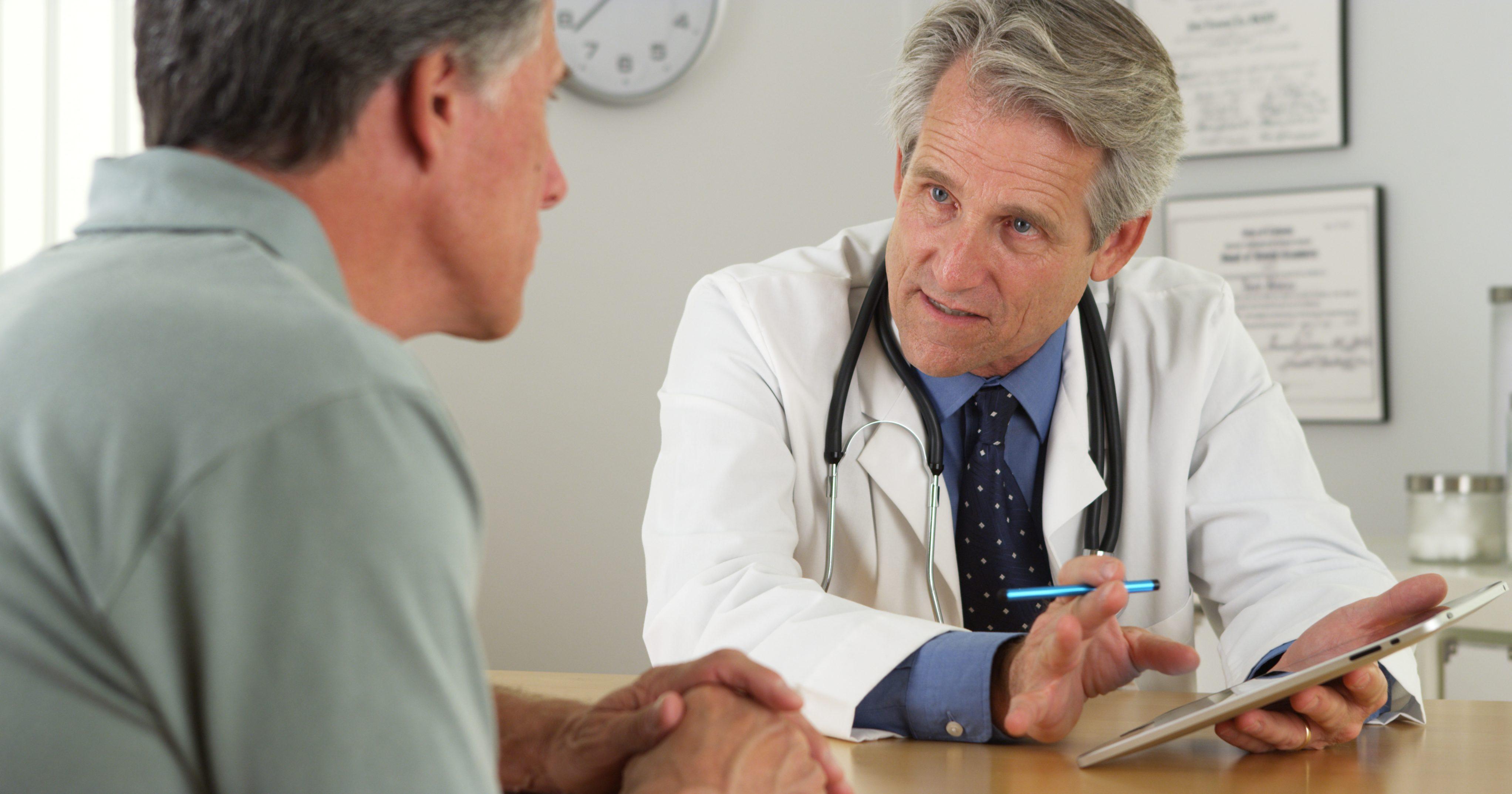 tempo di sviluppo tumore prostata
