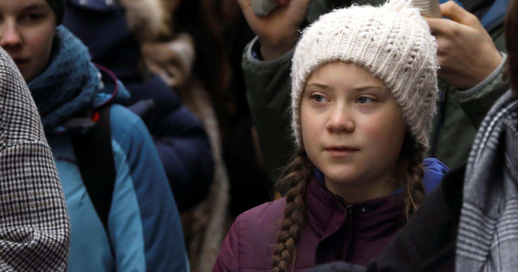 Greta Thunberg Facebook: Il Futuro Del Pianeta è Nelle Mani Di Greta Thunberg E Di