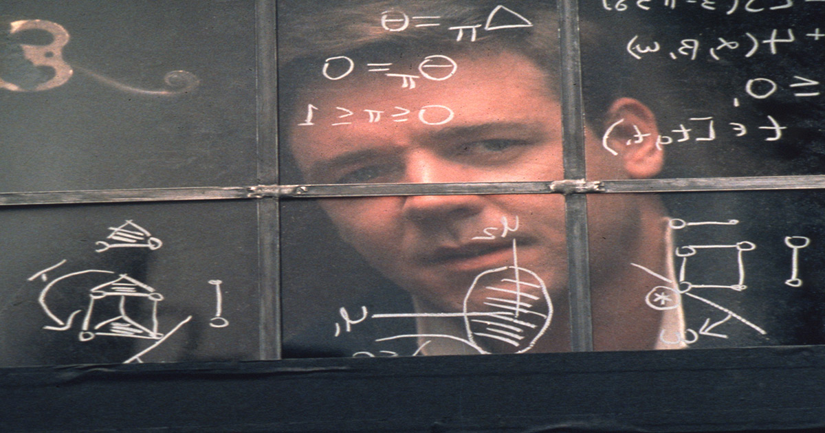 A beautiful mind di Ron Howard (2001)