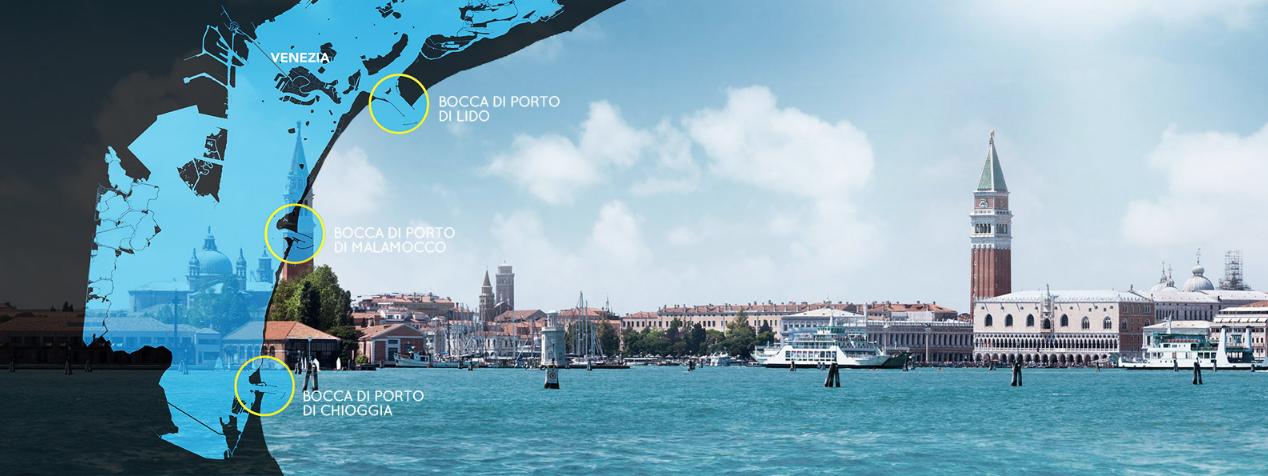 Acqua alta a Venezia: il sistema Mose, la prevenzione e le dighe olandesi Mose