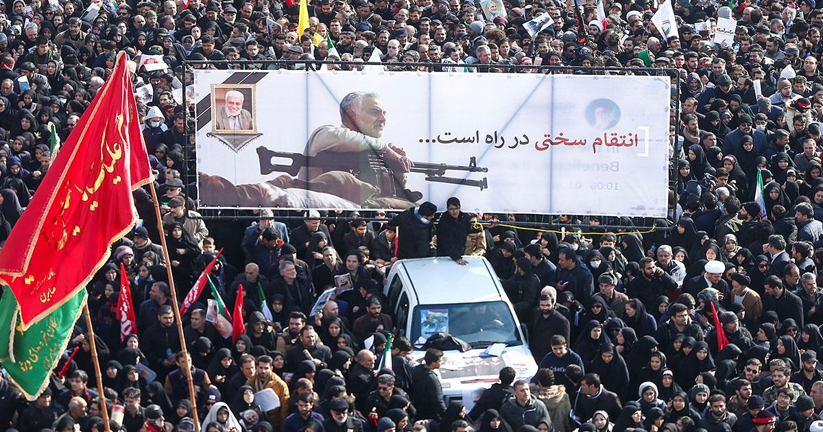 """Usa e Iran: """"Il confronto si sposterà su altri scacchieri"""" di Daniele Mont D'Arpizio Iran_iraq"""