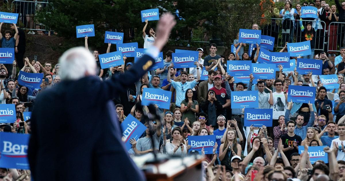 Primarie democratiche, Bernie Sanders vince nel New Hampshire