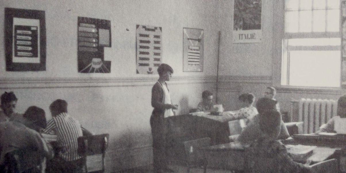 scuola anni '60