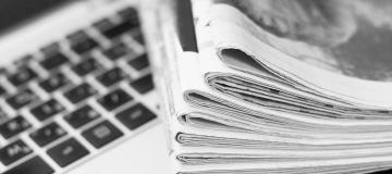L'effetto del coronavirus sui giornali italiani. Uno studio