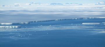 Il preoccupante destino delle piattaforme di ghiaccio antartiche