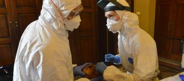 San Teobaldo: i risultati della ricognizione scientifica