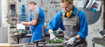 In Italia l'occupazione femminile è ancora troppo bassa
