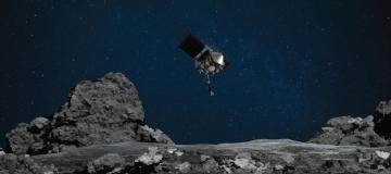 Sonda Osiris-Rex, missione compiuta sull'asteroide