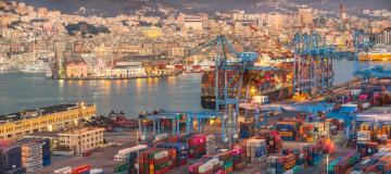 Portunalia: i porti e la criminalità organizzata