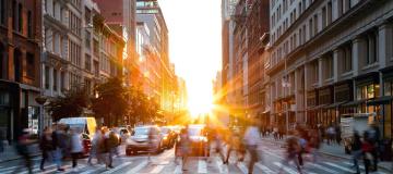 Come ci muoviamo nel mondo? Le risposte sono nelle scale della mobilità umana