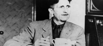 George Orwell, scrittore libertario