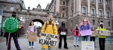 I am Greta. Un anno nella vita della giovane attivista svedese