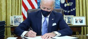 Cambiamento climatico, i primi passi di Biden verso la riconciliazione con la scienza