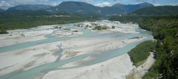 Storie d'acqua, fiumi del Veneto: il Tagliamento