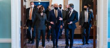 Il nuovo Cabinet di Biden, tra speranze e tensioni