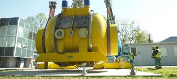 La nuova vita di Auriga: il rivelatore di onde gravitazionali di Legnaro diventa una mostra permanente