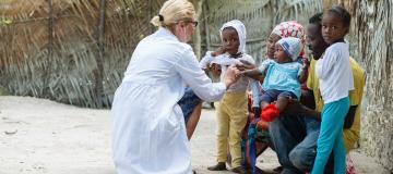 Candidato vaccino antimalarico raggiunge gli standard richiesti dall'Oms