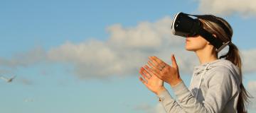 Il tempo vola nella realtà virtuale