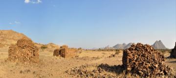 "In Sudan una ""galassia"" di antichi monumenti funerari"