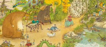 Piccole pagine: Camelozampa