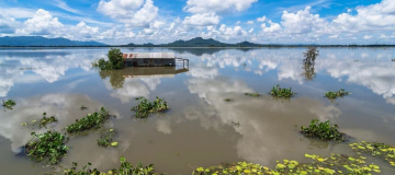 Mekong, il delta che rischia di finire sotto acqua