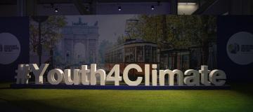 Youth4Climate: il grido dei giovani invade le negoziazioni per la crisi climatica
