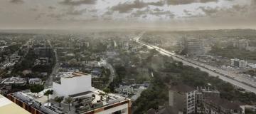 Inquinamento dell'aria in Africa: conseguenze sulla salute e sull'economia