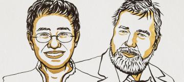 Il Nobel per la pace ai giornalisti coraggiosi e utili