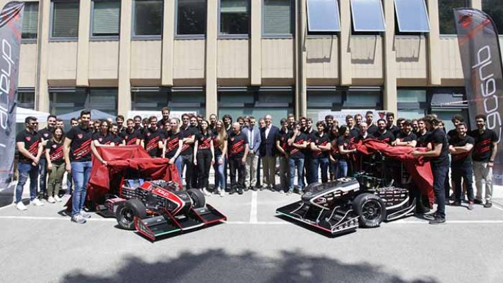 race up team, monoposto, unipd, formula sae