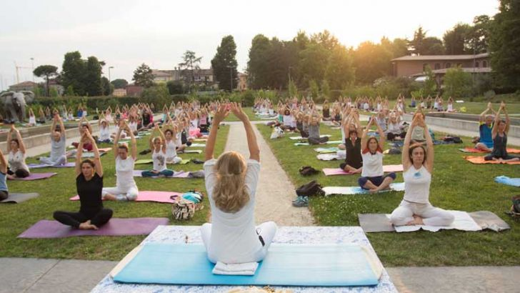 yoga in orto