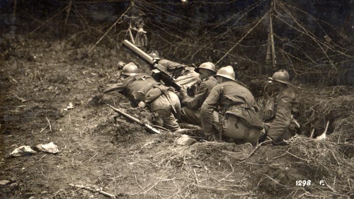 Fronte del Piae, 1918