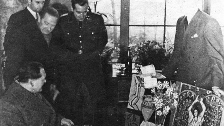 goering e dipinto matisse