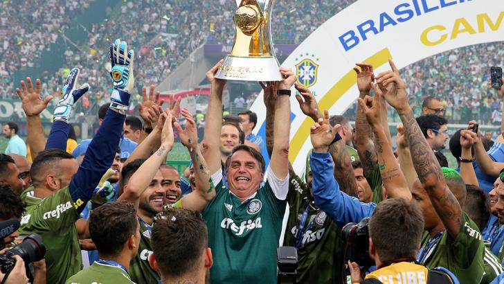 bolsonaro calcio religione brasile presidente politica