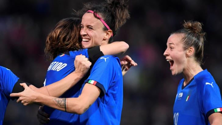 nazionale di calcio femminile