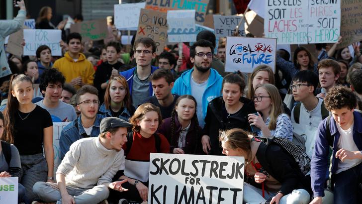 global climate strike